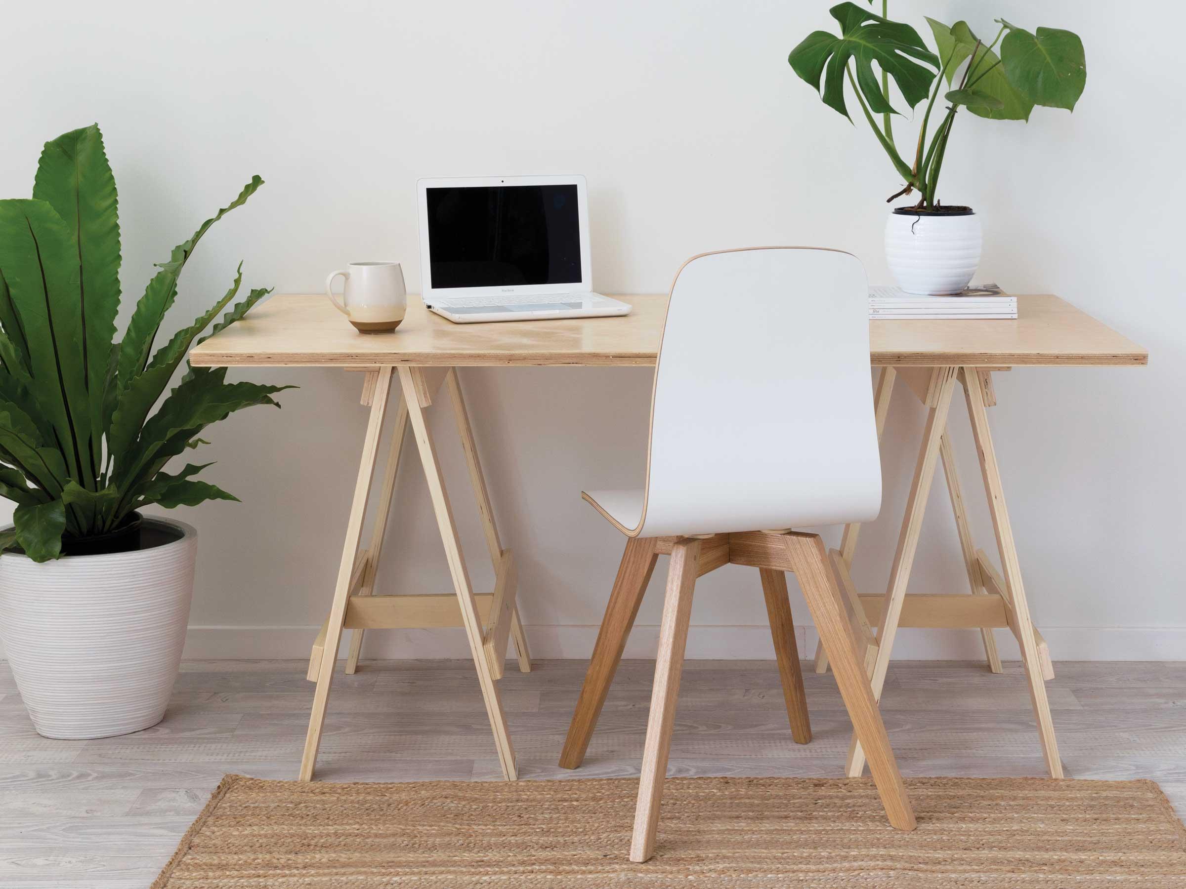 Trestle Desk