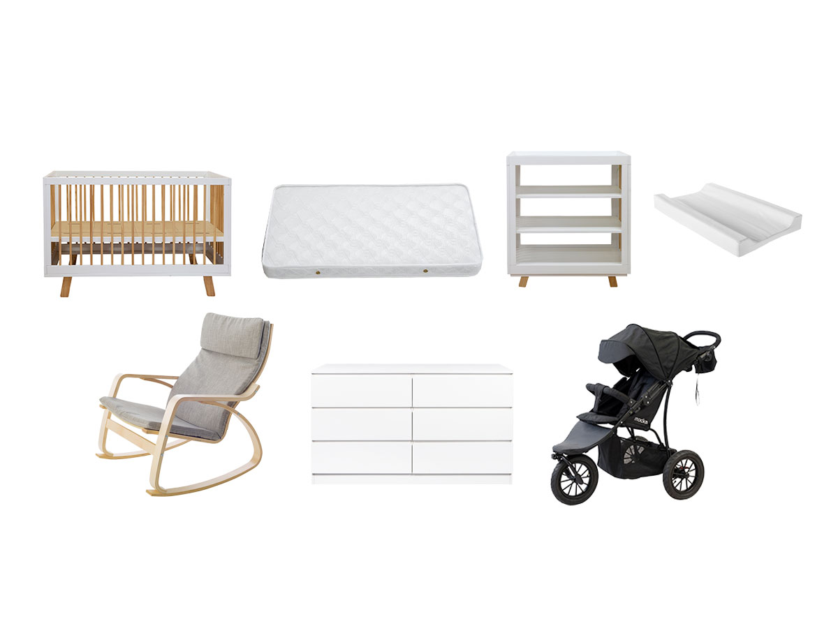 Aspen Complete Nursery Package