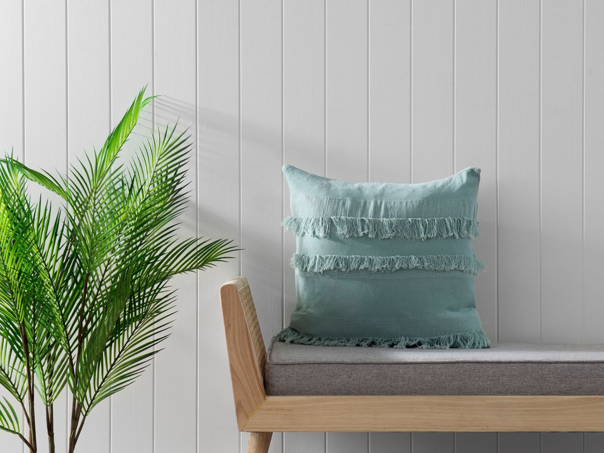 Isabella Cushion Cover - Sage Green