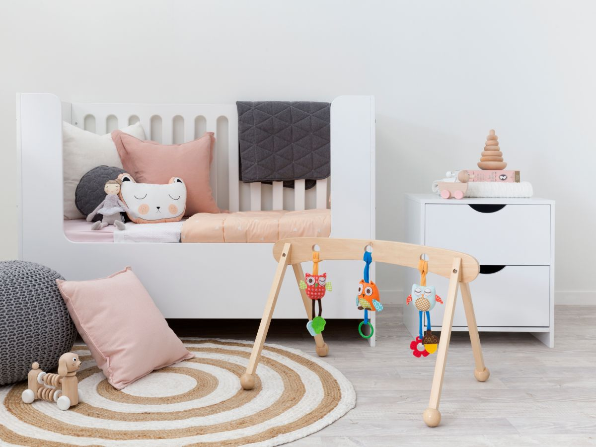 Wooden Playgym
