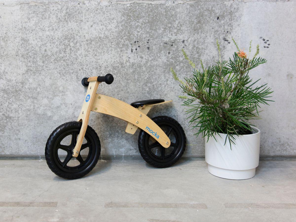 Rookie Balance Bike - Black
