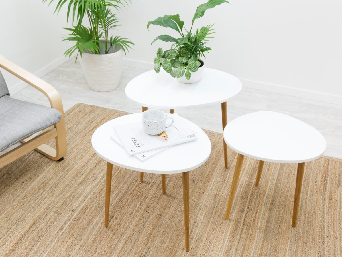 Maya Trio Tables