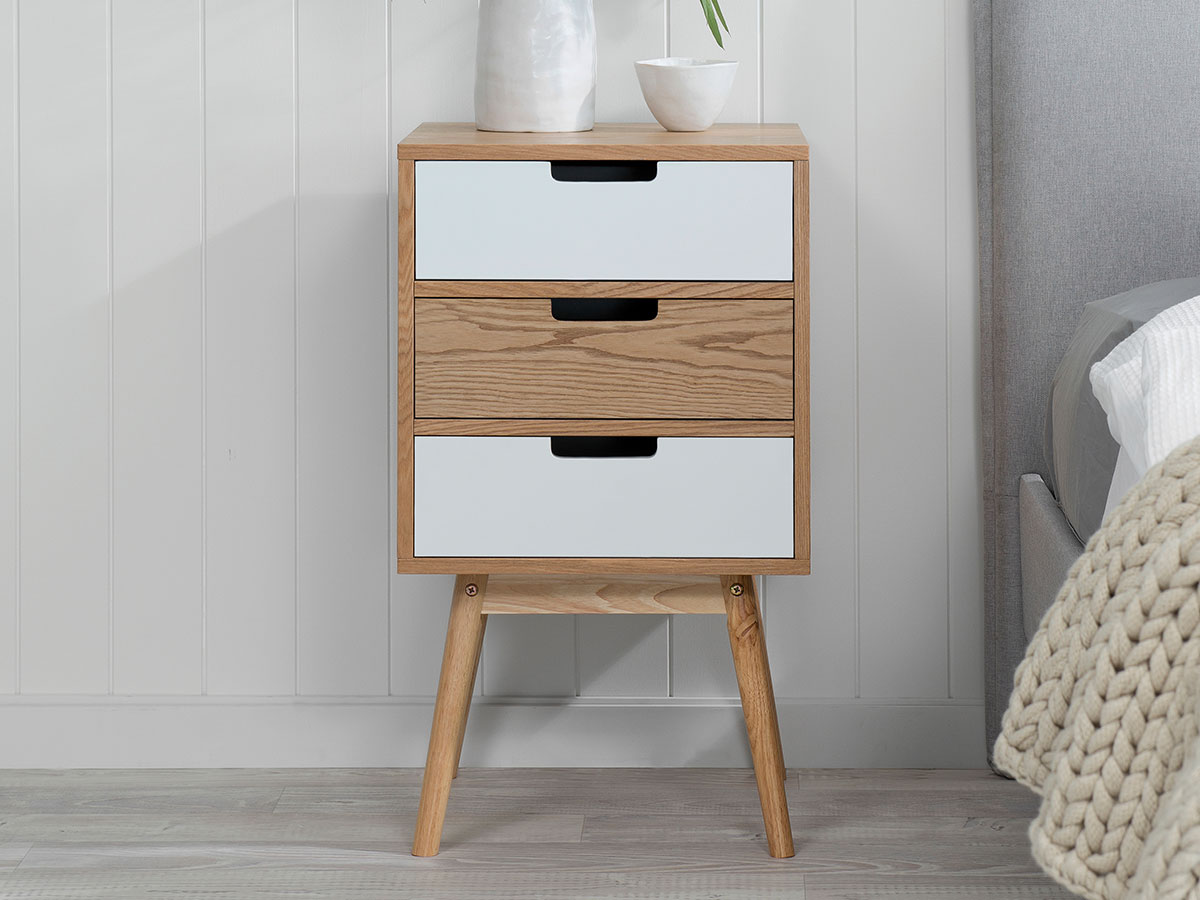 Marlow Bedside Table
