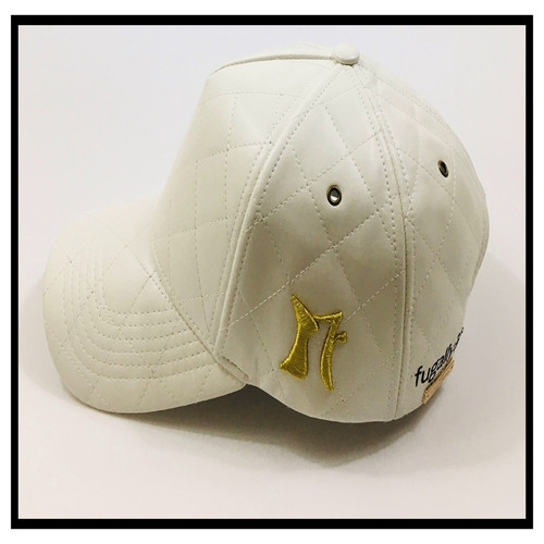 white  floss byrd cap