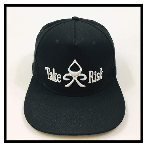 black floss byrd cap