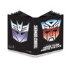 Ultra Pro 9-Pocket PRO Binder  - TRANSFORMERS - More than Meets the Eye