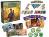 7 Wonders - DUEL - 2 Player Board Game - Repos Productions Games