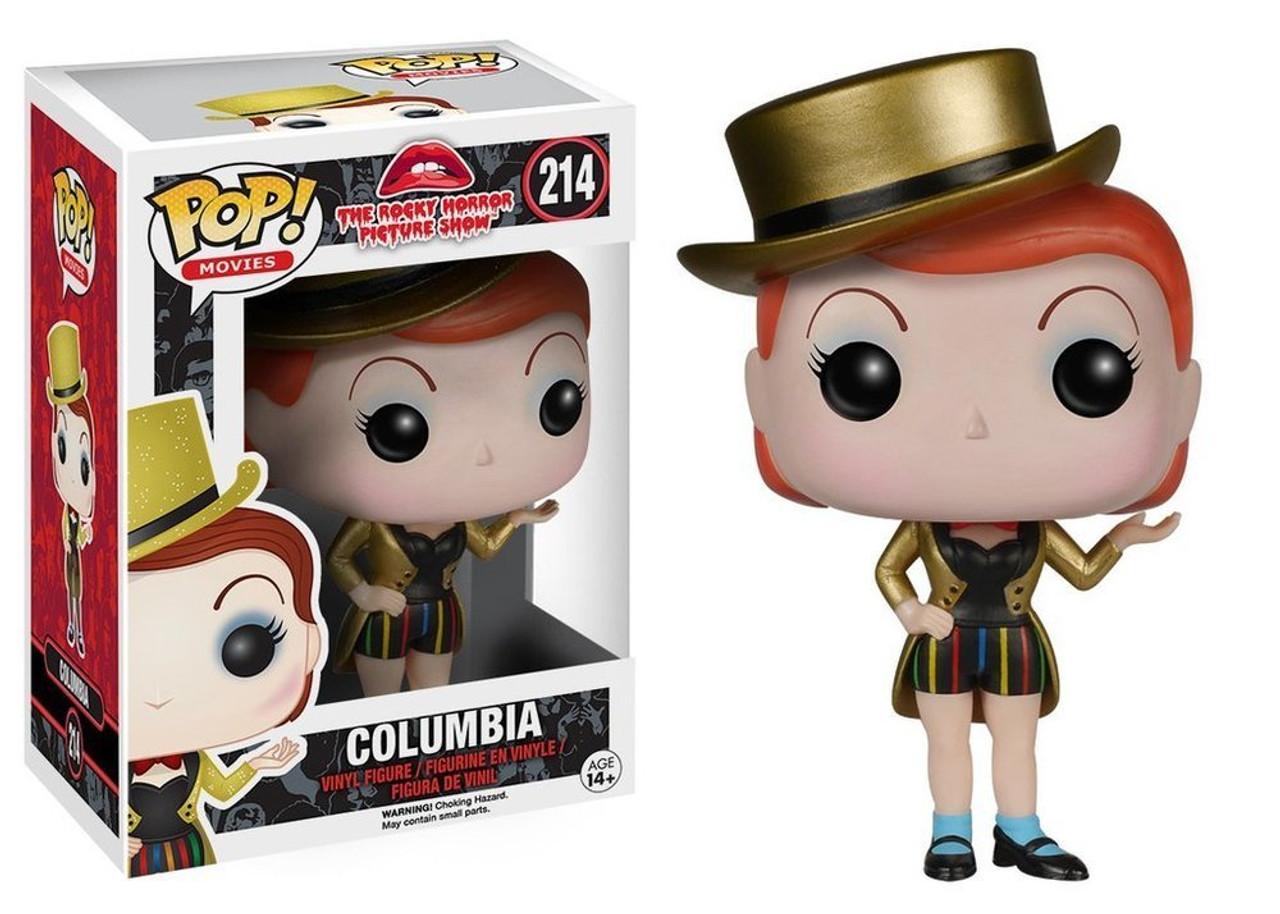87c9a0459a2 POP! Vinyl Figure - Movies  214 - Rocky Horror Picture Show - Columbia - B    E Games