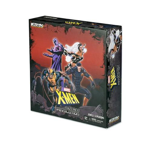 X-Men Mutant Revolution - A Cooperative Board Game - WizKids