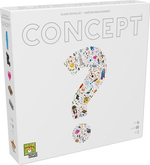Concept - The Conceptual Ideas Board Game - Repos Games