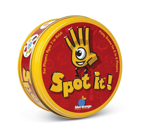 Spot It! - A Truly Amazing Family Game - Asmodee Games