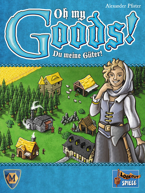 Oh My Goods! - The Card Game - Mayfair Games