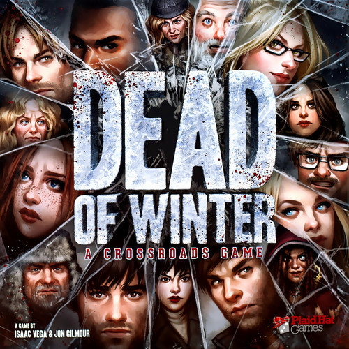 Dead of Winter - A Crossroads Board Game - Plaid Hat Games