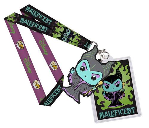 POP! Lanyards - Disney - Villains - Maleficent