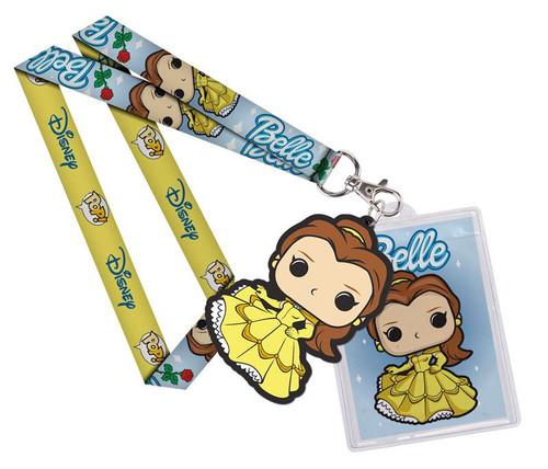 POP! Lanyards - Disney - Princesses - Belle