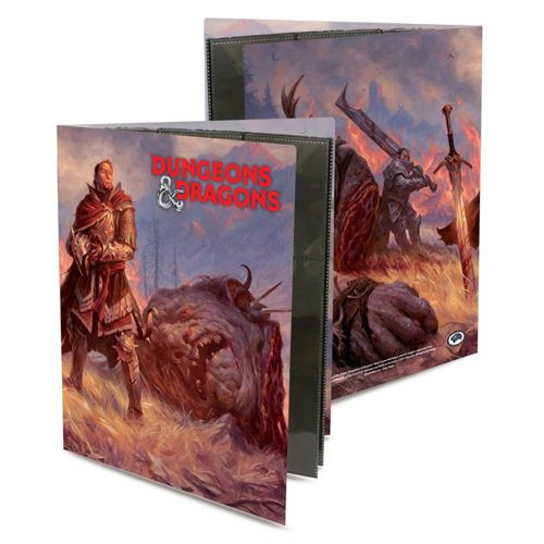 Ultra Pro - Character Folio - Dungeons & Dragons - Giant Killer