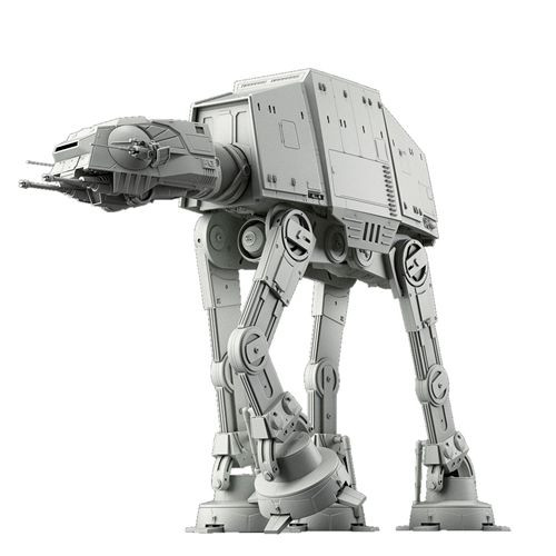 STAR WARS - The Empire Strikes Back - AT-AT 1:444 Model Kit - Bandai Hobby