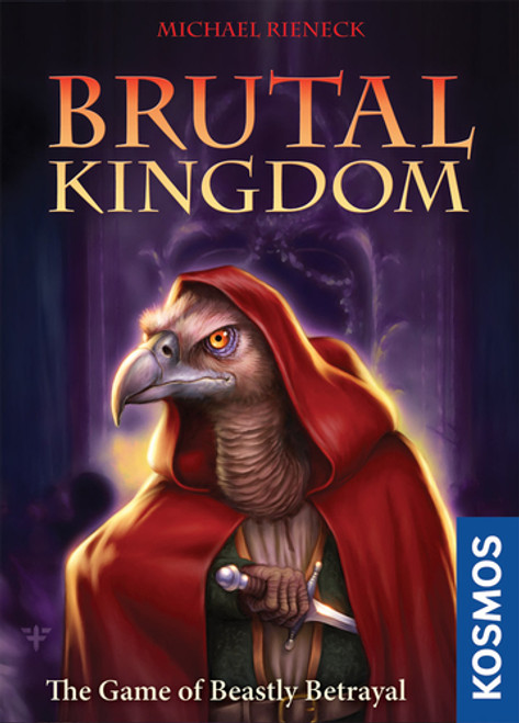 Brutal Kingdom - A Card Game of Intrigue and Betrayal - Thames and Kosmos