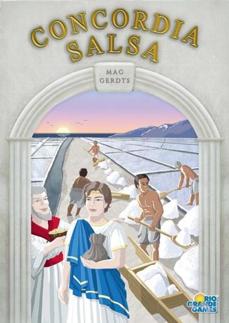 Concordia - Salsa Expansion - Rio Grande Games