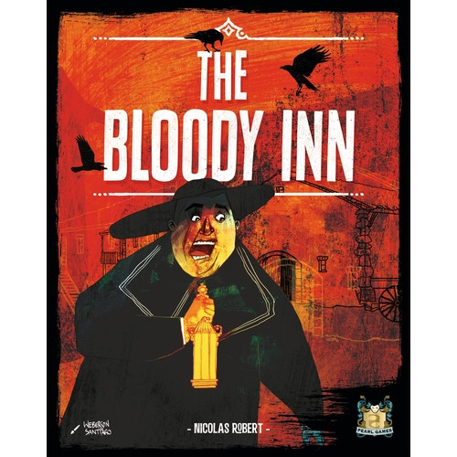 The Bloody Inn - A Deductive Group Board Game - Asmodee Games