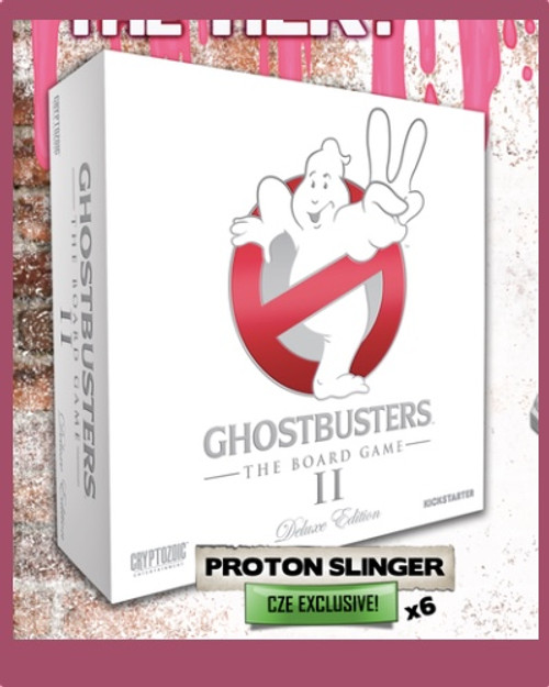 Ghostbusters II - The Board Game DELUXE Edition - Cryptozoic Entertainment
