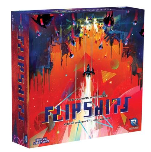Flip Ships - A Space Adventure Game - Renegade Games