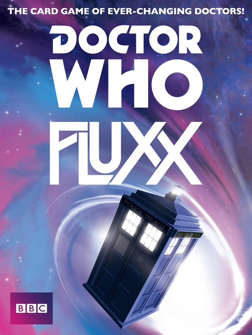 Looney Labs - Doctor Who Fluxx - LOO080