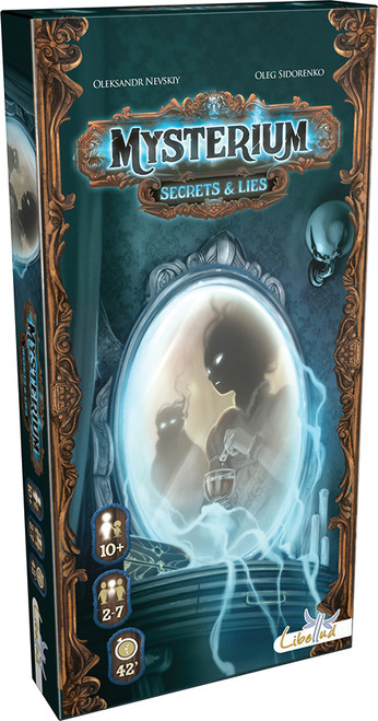 Mysterium - Secrets and Lies - Expansion # 2 - Asmodee Games
