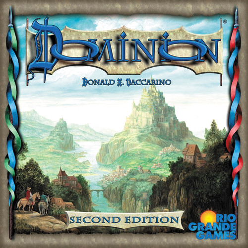 Dominion - 2nd Edition - Base Set Card Game - Rio Grande Games