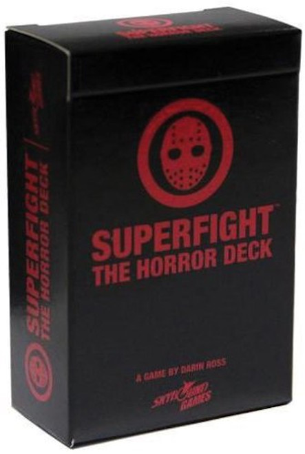 Superfight - The Horror Deck - Card Game - Skybound