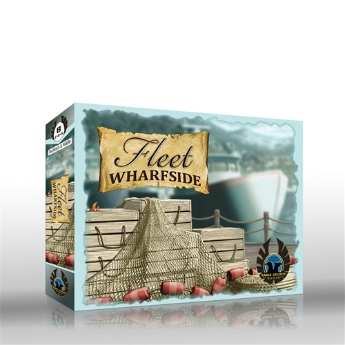 Fleet - Wharfside - A Standalone Board Game of Commerce - Eagle Gryphon Games
