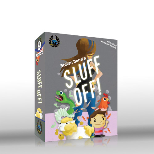 Sluff Off! - A Trick Taking Card Game - Eagle Gryphon Games