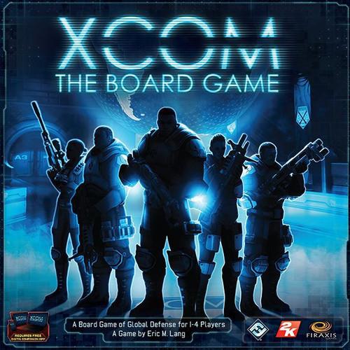 XCOM - The Board Game - Fantasy Flight Games