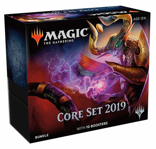 Magic the Gathering - Core Set 2019 Bundle  - Wizard of the Coast