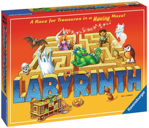 Labyrinth - A Maze of a Game! Ravensburger