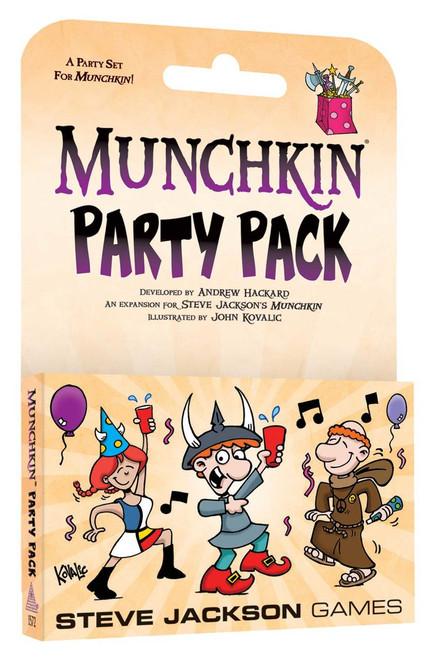 Munchkin Party Pack - Steve Jackson Games