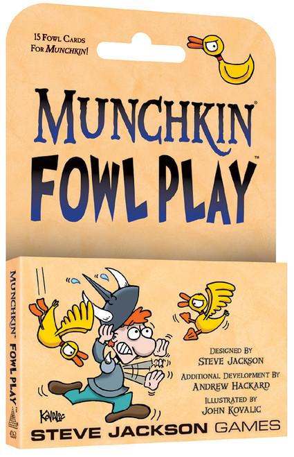Munchkin: Fowl Play - Steve Jackson Games