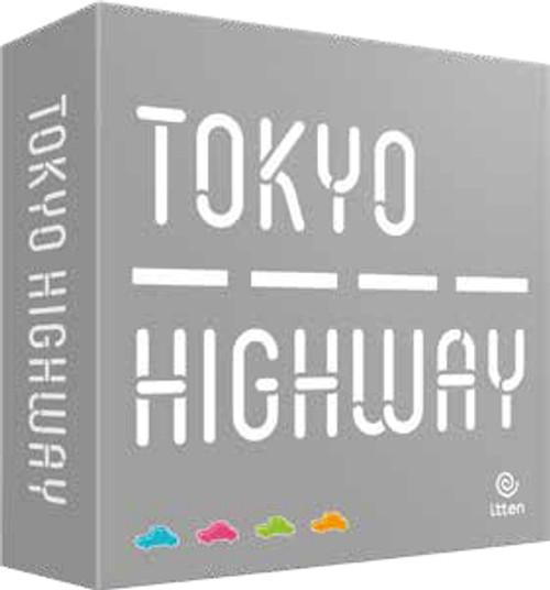 Tokyo Highway - Build your own Highways! Game - Itten / Asmodee