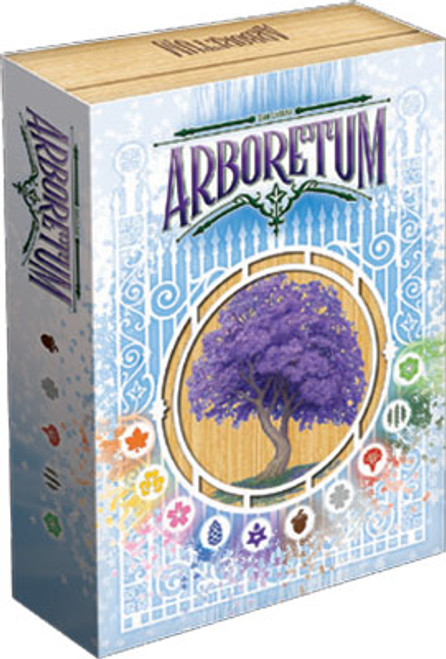 Arboretum - Deluxe Edition - A Nature Card Game - Renegade Games