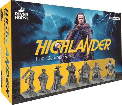 Highlander - The Board Game - ALC Studios