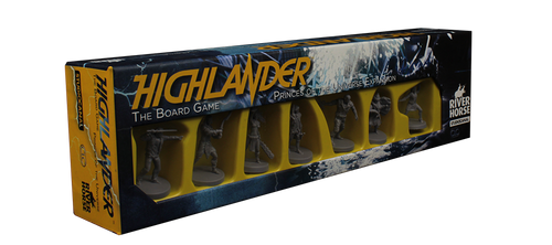 Highlander - The Board Game - Princes of the Universe - Expansion - ALC Studios