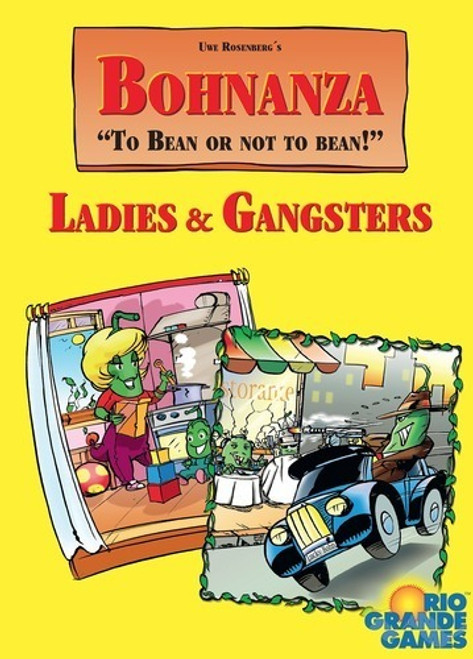 Bohnanza - Ladies &  Gangsters Standalone - Rio Grande Games