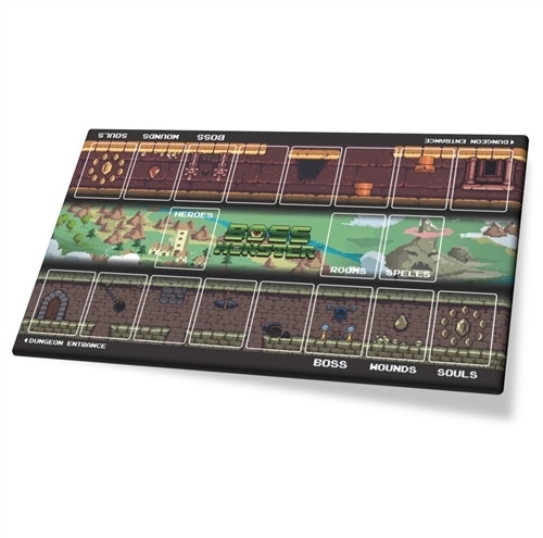 Boss Monster - Official Playmat - Brotherwise Games