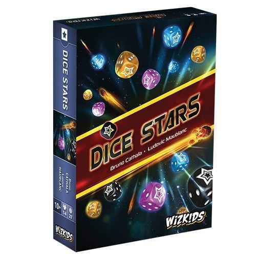 Dice STARS - Dice Game - WizKids Games