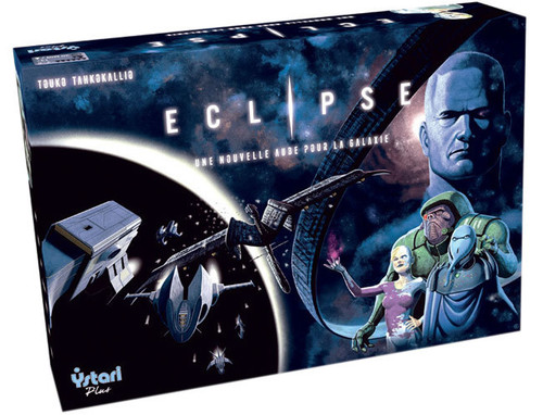Eclipse - Deep Space Board Game - Asmodee Games