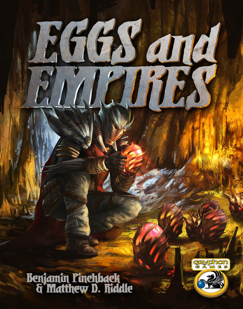 Eggs and Empires Card Game - Eagle Gryphon Games