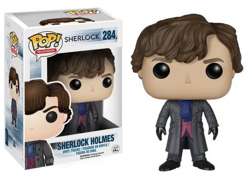 POP! Vinyl Figure - TV #284 - Sherlock - Sherlock Holmes