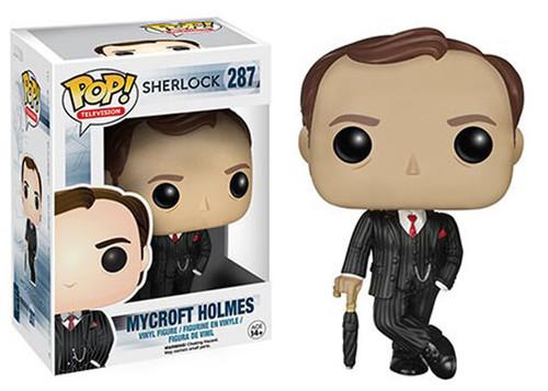 POP! Vinyl Figure - TV #287 - Sherlock - Mycroft Holmes