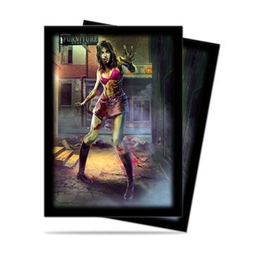 "Ultra Pro Deck Protector  - Standard Size Card Sleeves - 50 Count - Dead Wake ""COURTNEY"" - OUT OF PRINT"