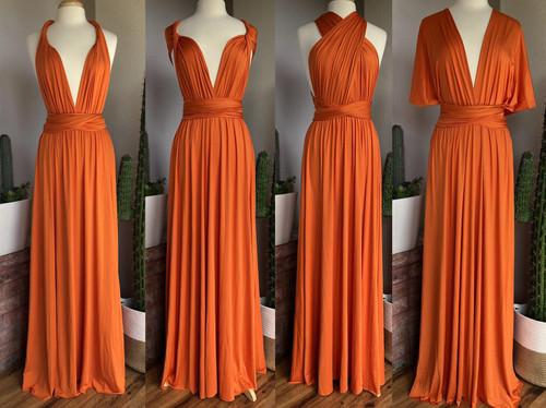 Maxi Convertible Dress - Tigerlily